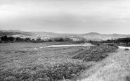Bromyard, Bringsty Common c.1955