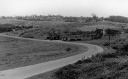 Bromyard, Brinksty Common c.1950