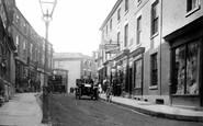 Bromyard, Broad Street c.1906