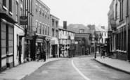 Bromyard, Broad Street c.1955