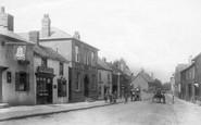 Bromyard, Church Street 1906