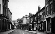 Bromyard, High Street And Bay Horse c.1955