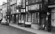 Bromyard, High Street, Cycle & Motor Depot c.1955