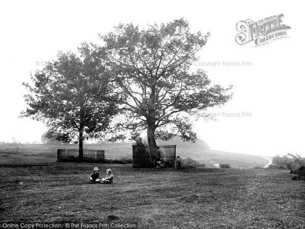 Bromyard, Jubilee Oaks On Downs 1923