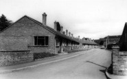 Bromyard, Old People's Cottages 1964