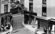 Bromyard, Rowberry Street From The Square c.1955