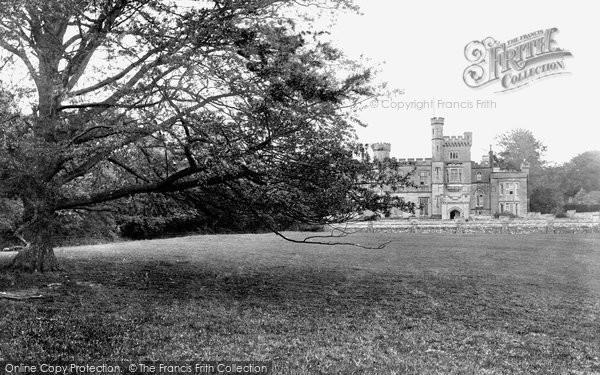 Bromyard, Saltmarsh Castle 1923