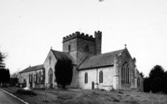 Bromyard, St Peter's Church 1964