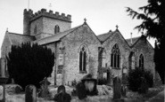 Bromyard, St Peter's Church c.1955