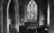 Bromyard, St Peter's Church, Chapel Of Remembrances