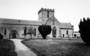 Bromyard, The Church Of St Peter 1957