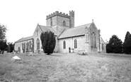 Bromyard, The Church Of St Peter c.1960