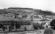 Bromyard, The Downs c.1965