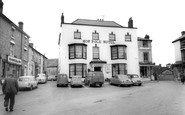 Bromyard, The Hop Pole Hotel 1964
