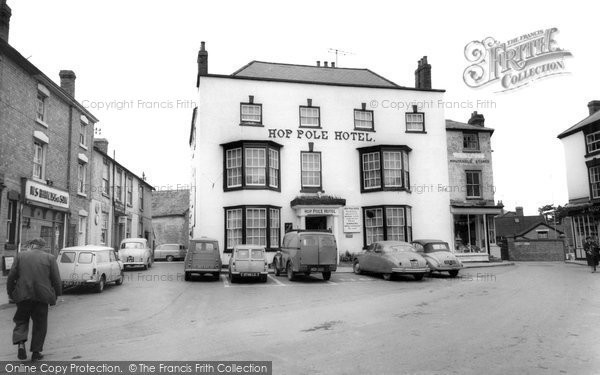 Bromyard, The Hop Pole Hotel c.1965