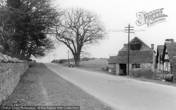 Bromyard, The Old Smithy c.1938