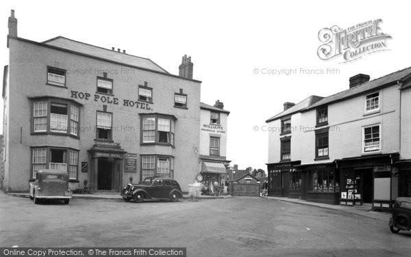 Bromyard, The Square 1952