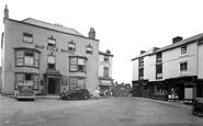 Bromyard, The Square c.1955