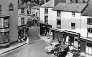 Bromyard, The Square c.1960