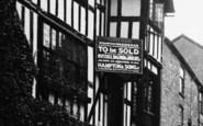 Bromyard, Tower House c.1955