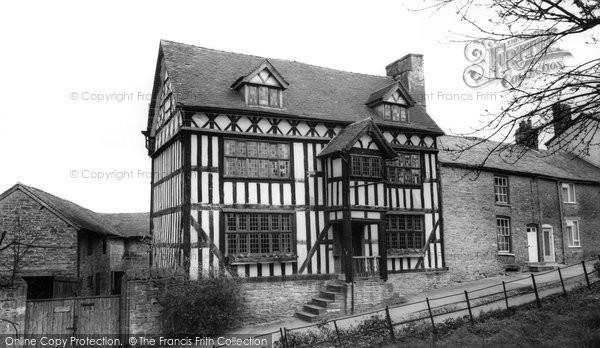 Bromyard, Tower House c.1965