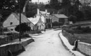 Bromyard, Worcester Road 1906