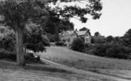 Bronygarth, Penisa-Glyn Hall Hotel c.1960