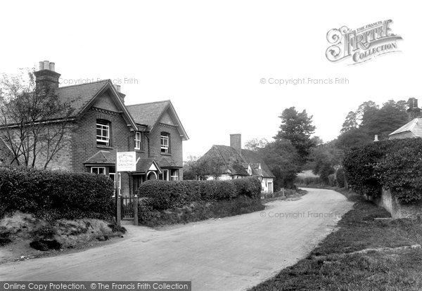 Brook, The Post Office 1923