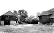 Brook, Wye Agricultural College Museum And Oast House 1962