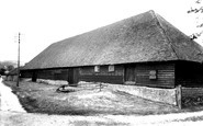 Brook, Wye College Agricultural Museum 1962