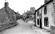Brookhouse, The Village c.1955