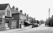 Brookwood, Connaught Road c.1955