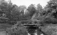 Brookwood, Glades Of Remembrance c.1960