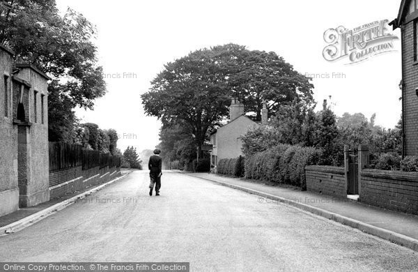 Broomedge, Burford Lane c.1955