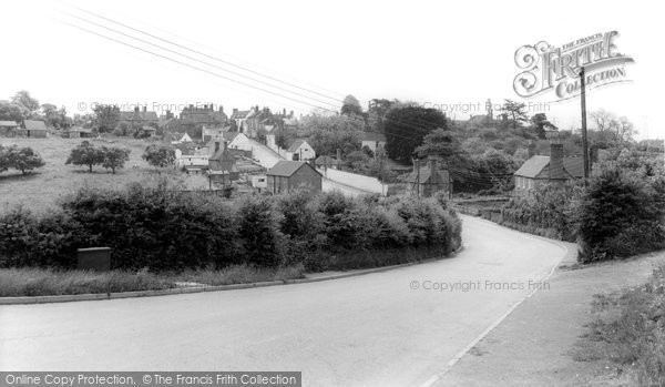 Broseley, Barratts Hill c.1960