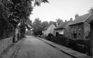 Brough, Elloughton Road c.1955