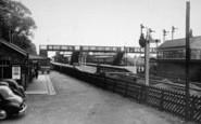 Brough, Station c.1955