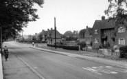 Brough, Welton Road c.1955