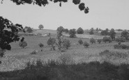 Broughton, A View From The Cross Roads c.1955