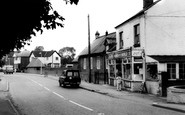 Broughton Astley, Main Road c.1967