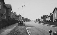 Broughton, Carter Avenue c.1955