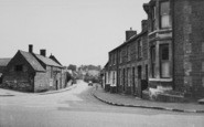 Broughton, Church Street c.1955
