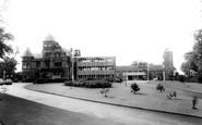 Broughton, Fire Brigade Headquarters 1966