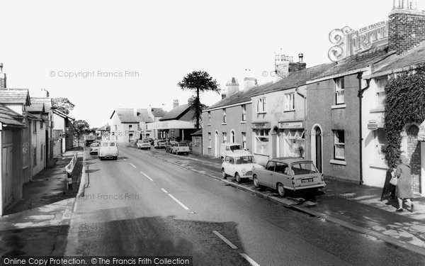 Broughton, High Street 1966
