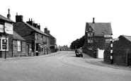 Broughton, High Street c.1955