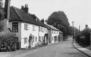Broughton, High Street c.1955