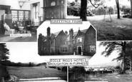 Broughton-In-Furness, Eccle Riggs Hotel Composite c.1955