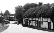 Broughton, North End c.1955