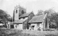 Broughton, St Peter's Church 1898
