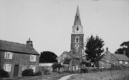 Broughton, The Green c.1955